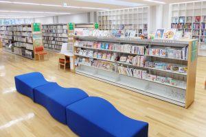 幌延町学習センター図書室